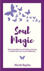 Soul Magic front cover.
